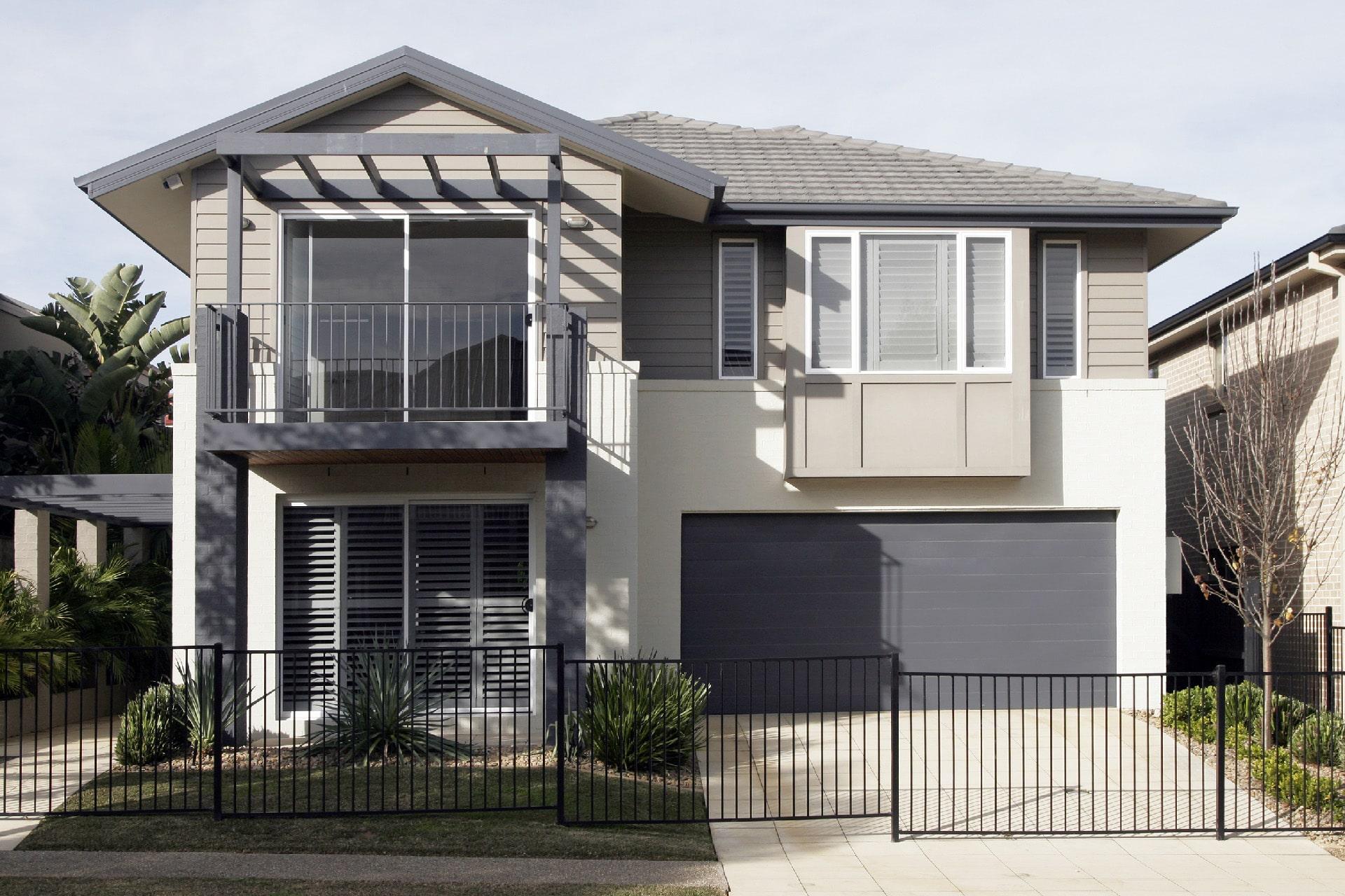 Modern-Suburban-House